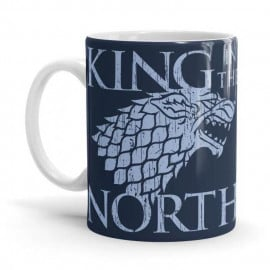 King In The North - Game Of Thrones Official Mug