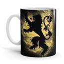 House Lannister Sigil Splatter - Game Of Thrones Official Mug