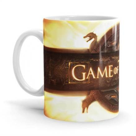 Opening Sequence - Game Of Thrones Official Mug