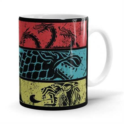 Sigil Banner - Game Of Thrones Official Mug