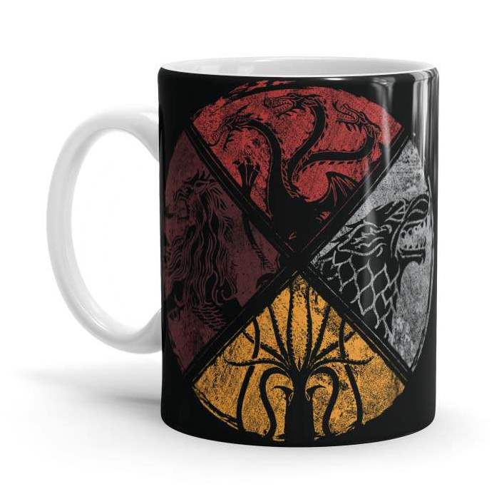 Sigil Shield - Game Of Thrones Official Mug