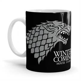 Winter Is Coming - Game Of Thrones Official Mug
