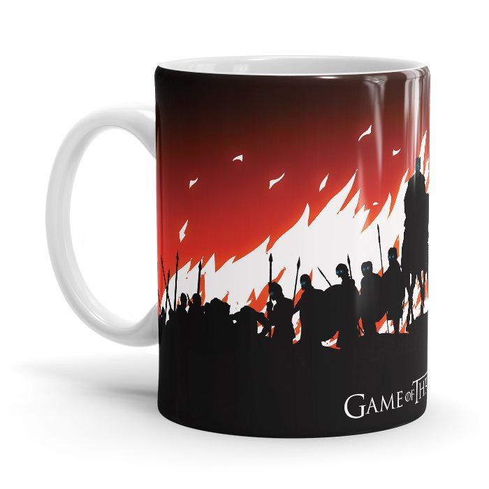 The Dead Army - Game Of Thrones Official Mug