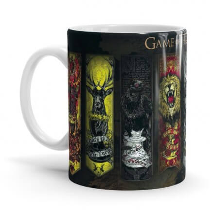 The Scrolls - Game Of Thrones Official Mug