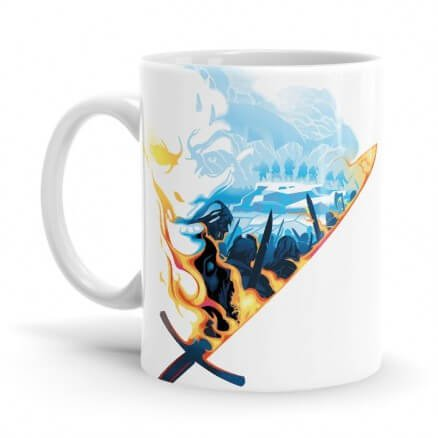 The Sword In Darkness - Game Of Thrones Official Mug