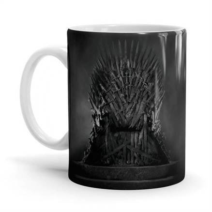 The Throne - Game Of Thrones Official Mug