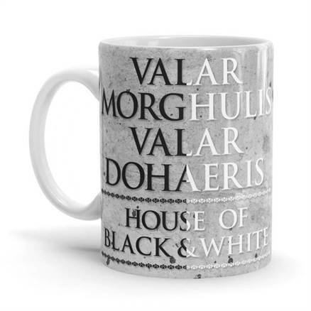 Valar Morghulis - Game Of Thrones Official Mug