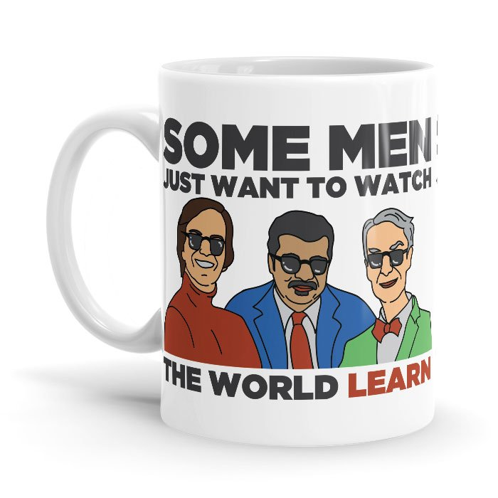 Geeky World - Coffee Mug
