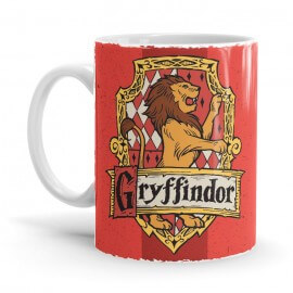 Gryffindor Crest - Harry Potter Official Mug