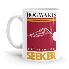 Gryffindor Seeker - Harry Potter Official Mug