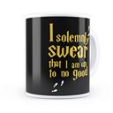 Harry Potter: I Solemnly Swear (Yellow) Mug