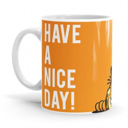 Have A Nice Day - Garfield Official Mug