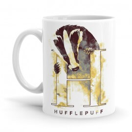 Hogwarts: Hufflepuff - Harry Potter Official Mug