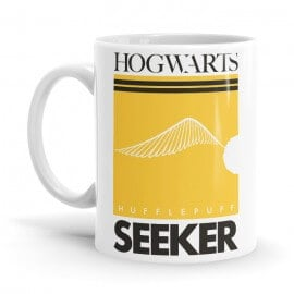 Hufflepuff Seeker - Harry Potter Official Mug