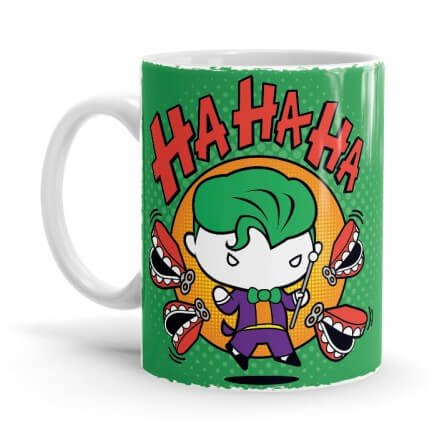 Chibi Joker - Joker Official Mug