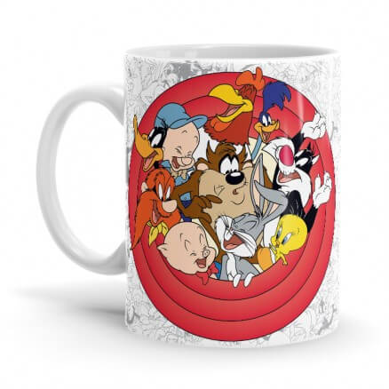 Looney Tunes: Gang - Looney Tunes Official Mug