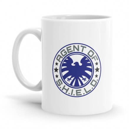 Agents Of Shield Logo - Marvel Official Mug