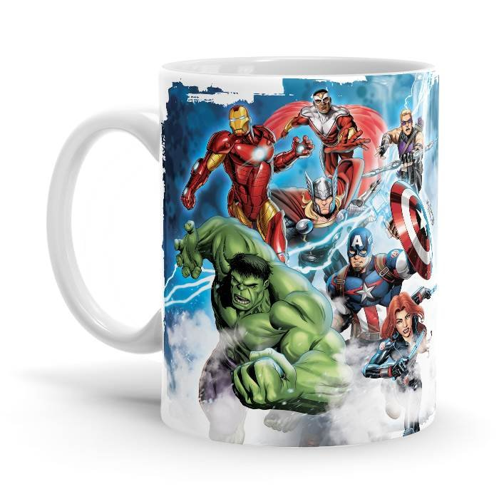 Avengers Assemble - Marvel Official Mug