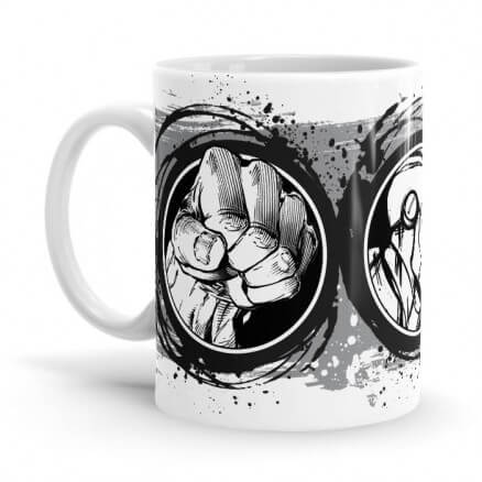 Avengers Logos - Marvel Official Mug