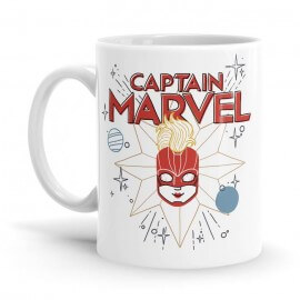 Captain And The Goose - Marvel Official Mug