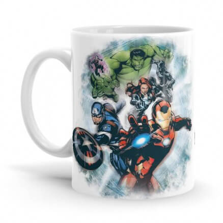 Classic Avengers - Marvel Official Mug