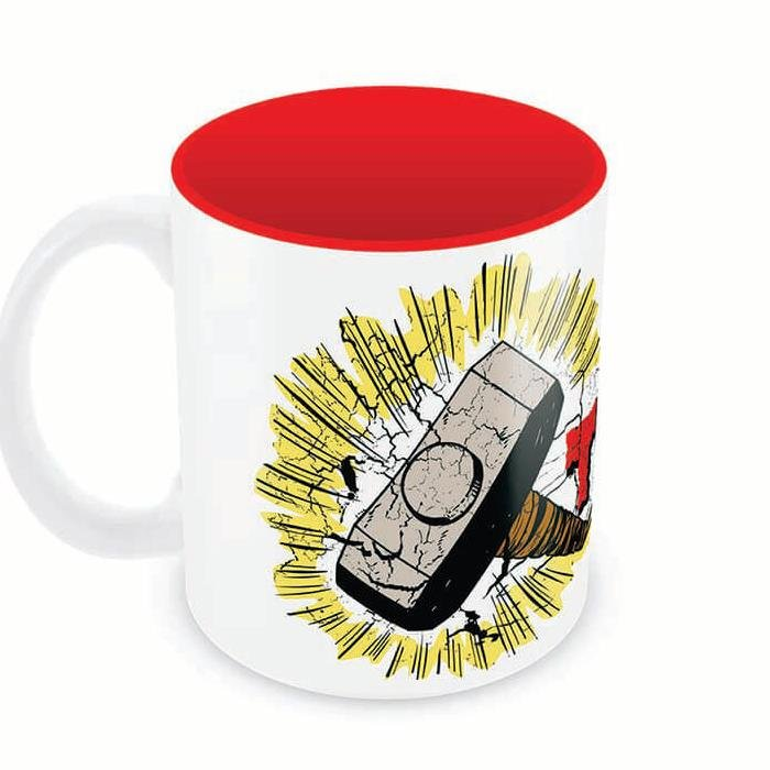 Thor Hammer - Official Thor Coffee Mug