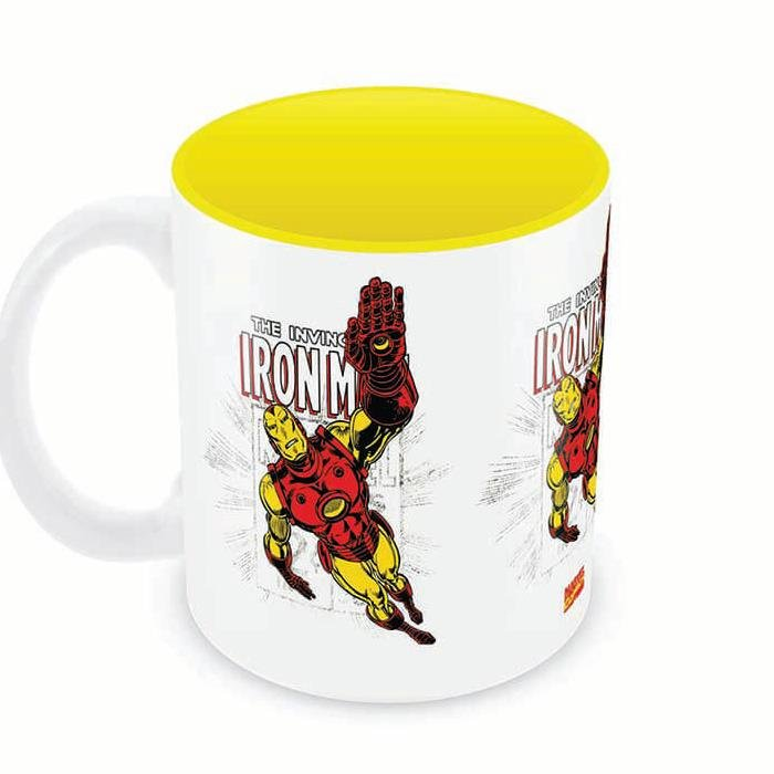 Iron Man Invincible - Official Iron Man Coffee Mug
