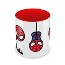 Spiderman - Kawaii Art - Official Spiderman Coffee Mug