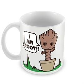 I Am Groot - Kawaii Art - Official Groot Coffee Mug