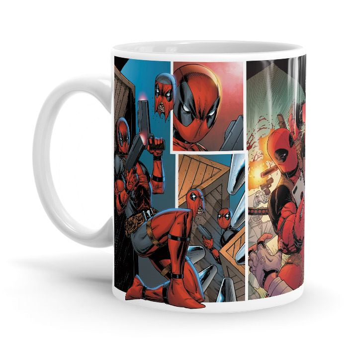 Deadpool Comic - Marvel Official Mug