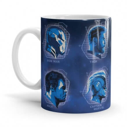 Mugshots - Marvel Official Mug
