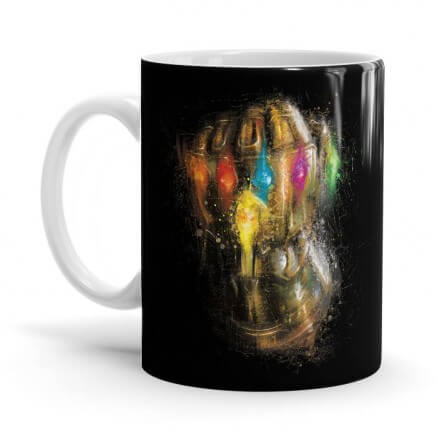The Infinity Gauntlet - Marvel Official Mug
