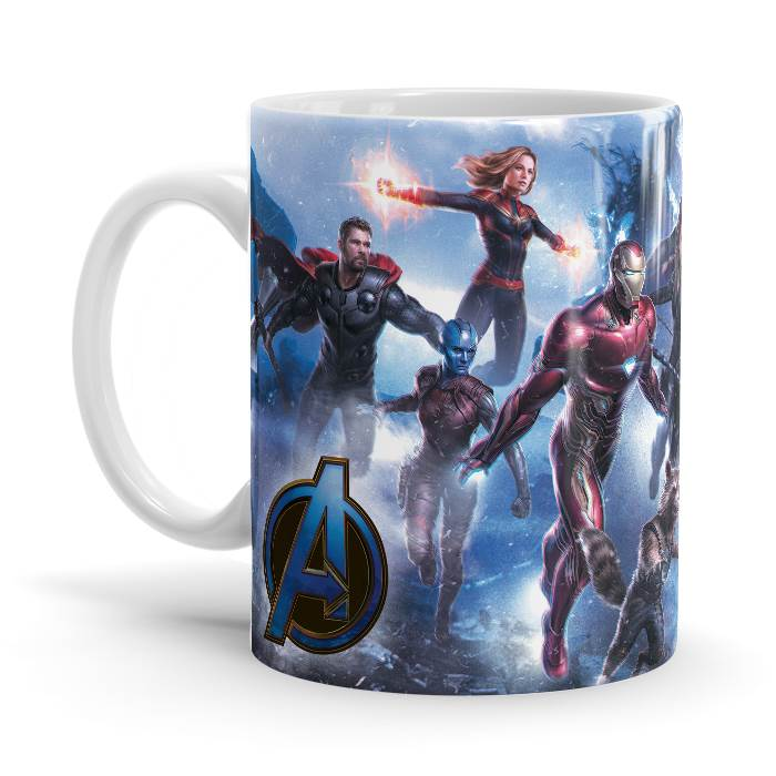 The Survivors - Marvel Official Mug