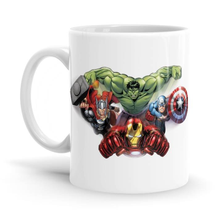Unleashed - Marvel Official Mug
