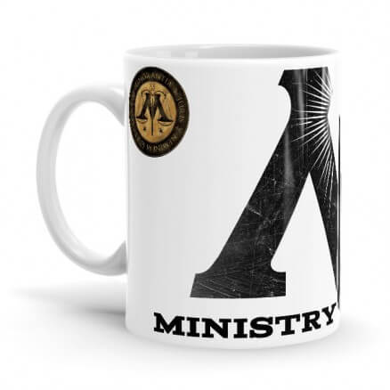 Ministry Of Magic - Harry Potter Official Mug