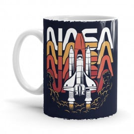Lift Off - NASA Official Mug