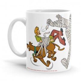 On The Run - Scooby Doo Official Mug