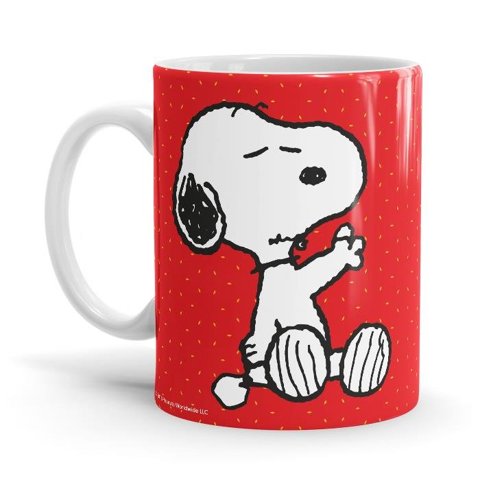 99% Chance Of Sarcasm - Peanuts Official Mug