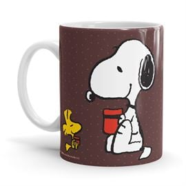 Coffee Makes Everything Better - Peanuts Official Mug
