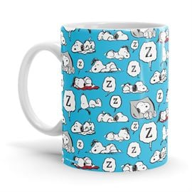 Rebel With Paws - Peanuts Official Mug