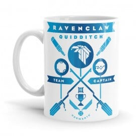 Ravenclaw Team Captain - Harry Potter Official Mug