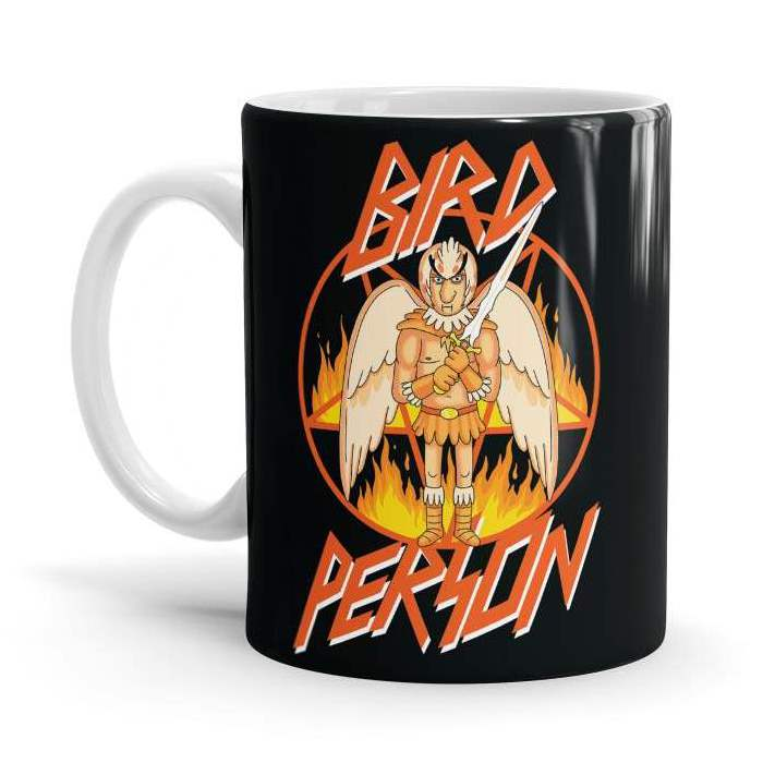 Bird Person - Rick And Morty Official Mug