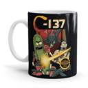 C-137 - Rick And Morty Official Mug