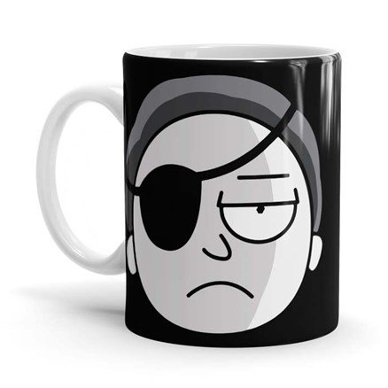 Evil Morty - Rick And Morty Official Mug