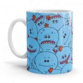 Meeseeks Army - Rick And Morty Official Mug
