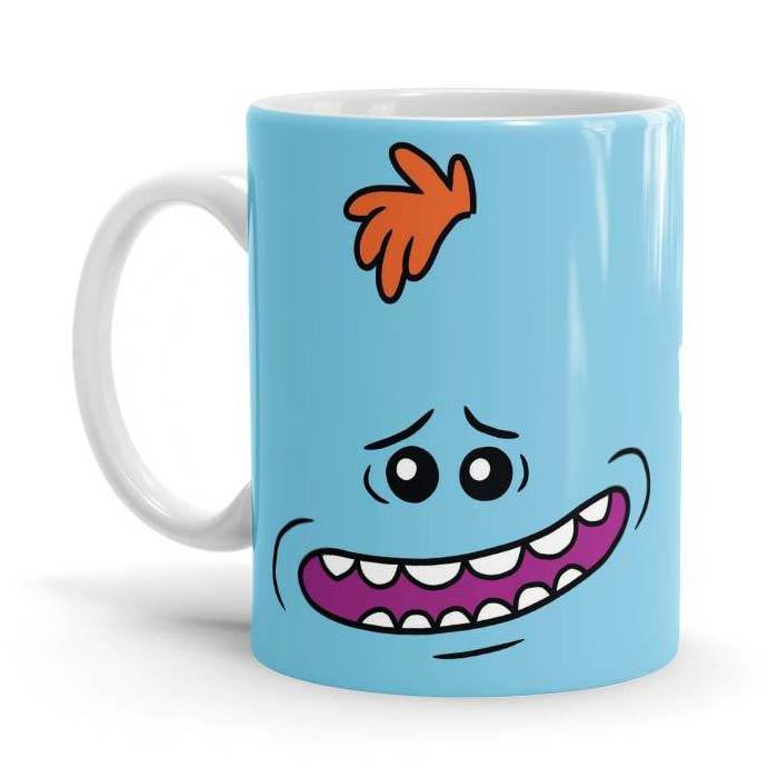 Meeseeks - Rick And Morty Official Mug