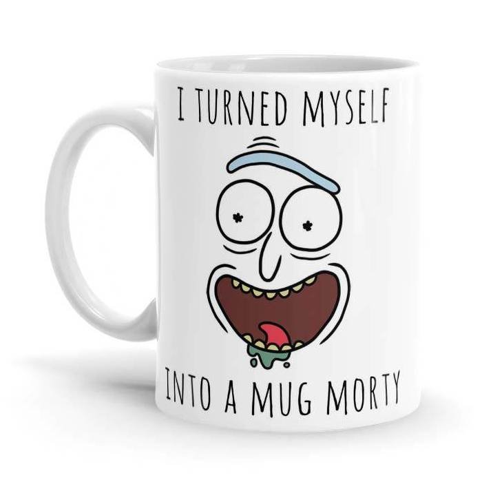 Shapeshifter Rick - Rick And Morty Official Mug