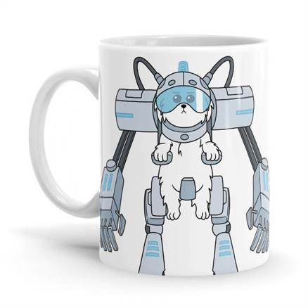 Snowball - Rick And Morty Official Mug