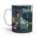 Total Rickall - Rick And Morty Official Mug