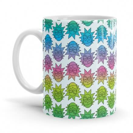 Rick Blots - Rick And Morty Official Mug